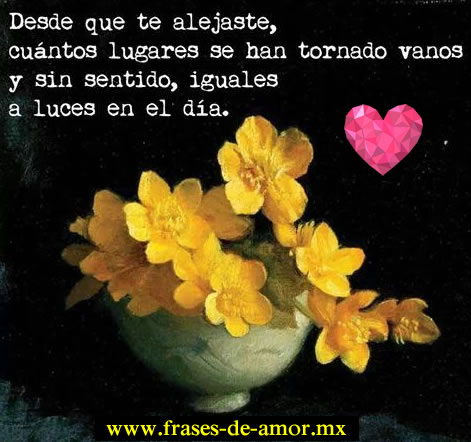 Frases de amor borges 8