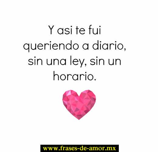 Frases Del Amor