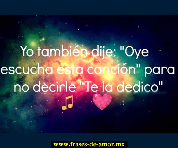 Canciones para dedicar en ingles yahoo dating 10